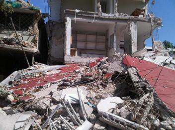 Haiti Devastation