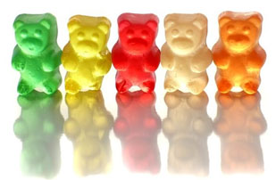 Gummy Bear Cohesive Gel Implants