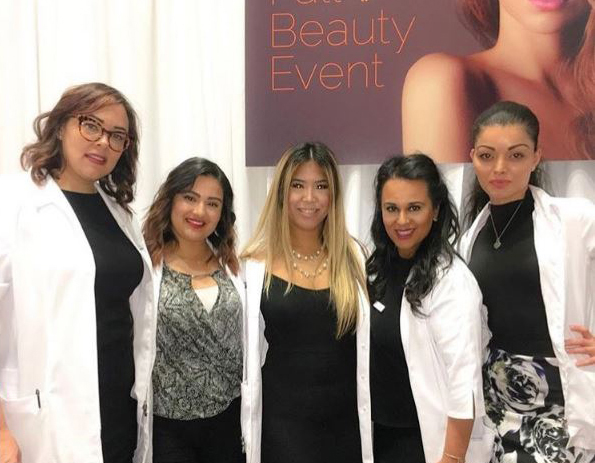 Cosmetic Nurses at The Plastic Surgery Clinic