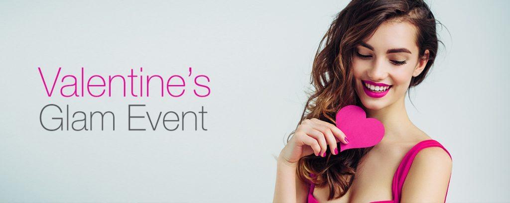 Valentine's Glam Event