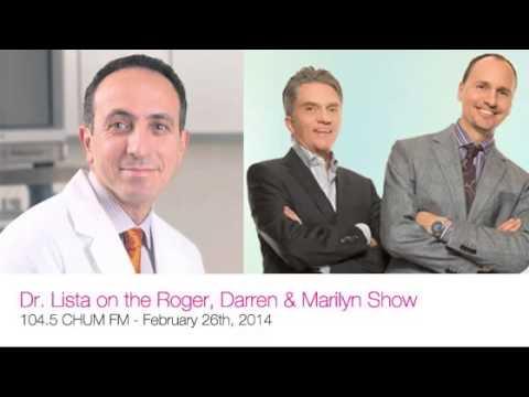 Dr. Lista on Skin Care Through the Years & 104.5 CHUM FUM