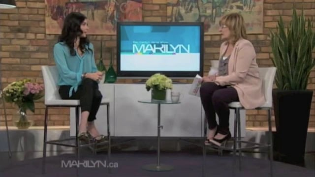 Dr. Lista on The Marilyn Denis Show