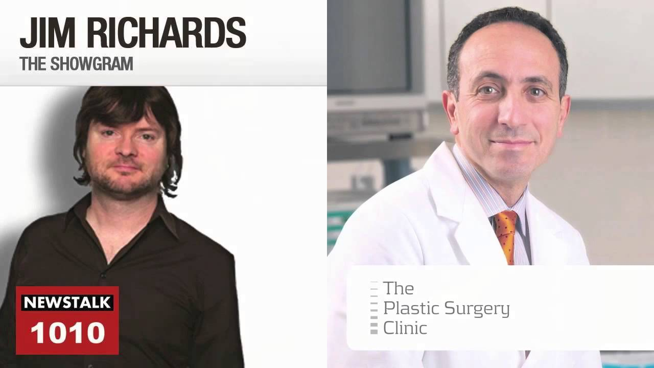 Dr. Lista Talks to Newstalk 1010 About Plastic Surgery