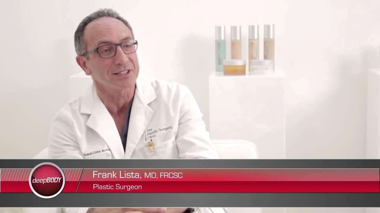 Toronto Plastic Surgeon Dr. Lista