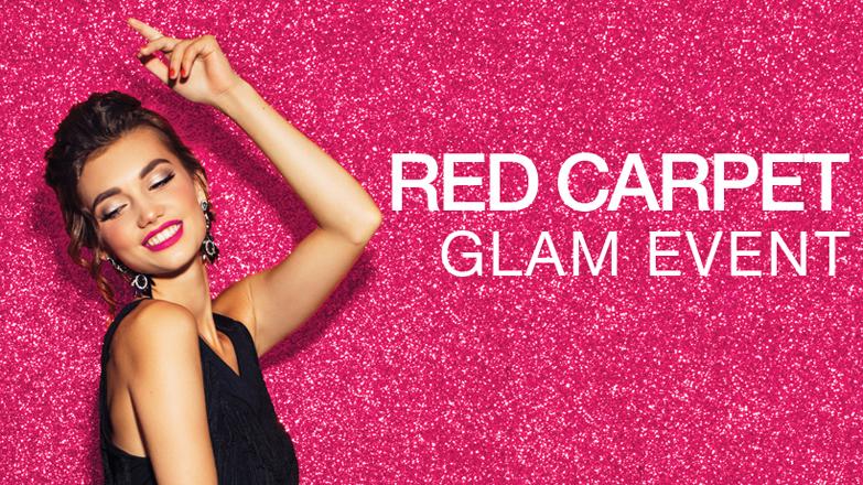Red Carpet Glam Event